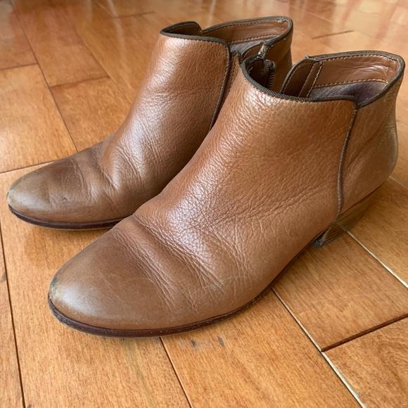 Sam Edelman Shoes - Sam Edelman Petty Leather Chelsea boots
